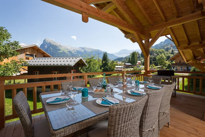 Chalet ALLURE - Luxury chalet