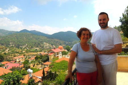 Ellie's Mountain House Experience - Troodos - Casa