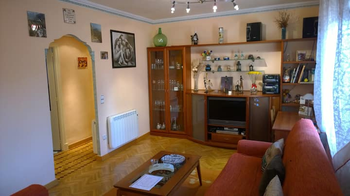 Beautiful flat in Haro / Rioja
