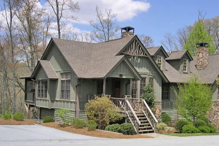 Terrific Mountain Home in Trillium Resort