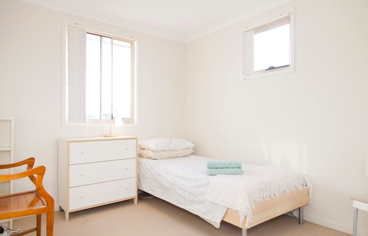 Modern apartment near Brisbane - Morningside - Adosado