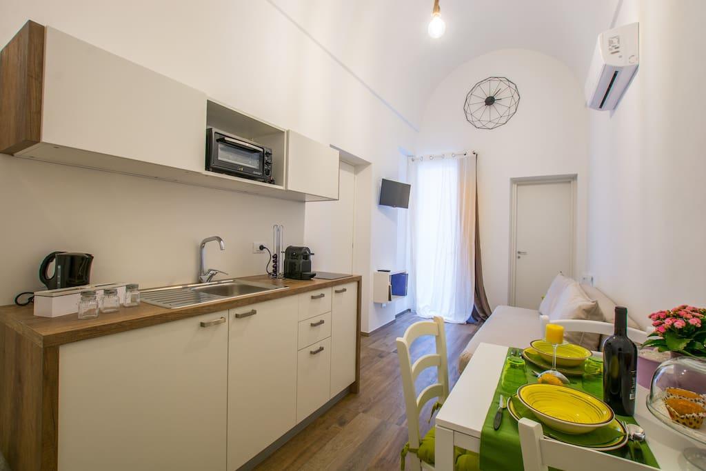 Suite MiLord - soggiorno