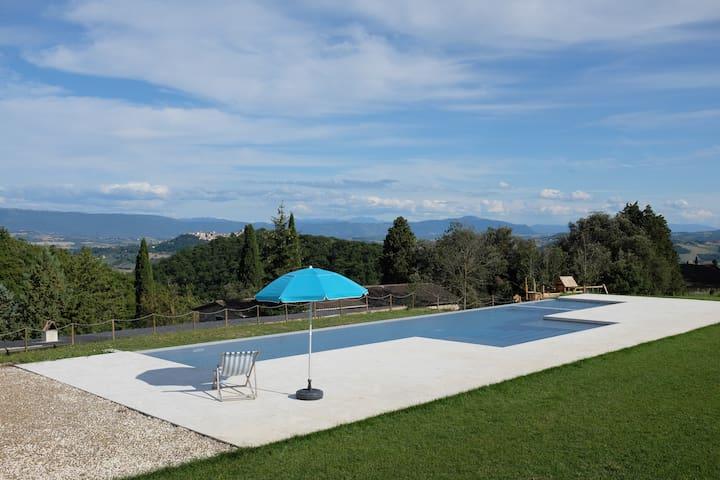 """""""Palazzaccio Todi Estate"""" hideaway - Todi - Vila"""