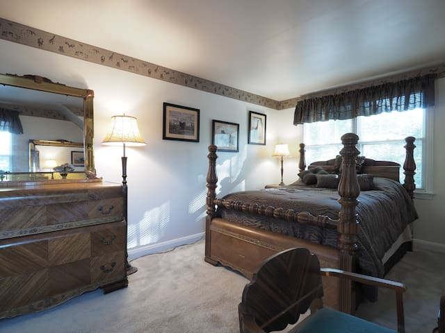 Safari Guest Room EZ to Balto & DC - Glen Burnie - House