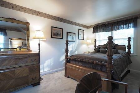 Safari Guest Room EZ to Balto & DC - Glen Burnie - Rumah