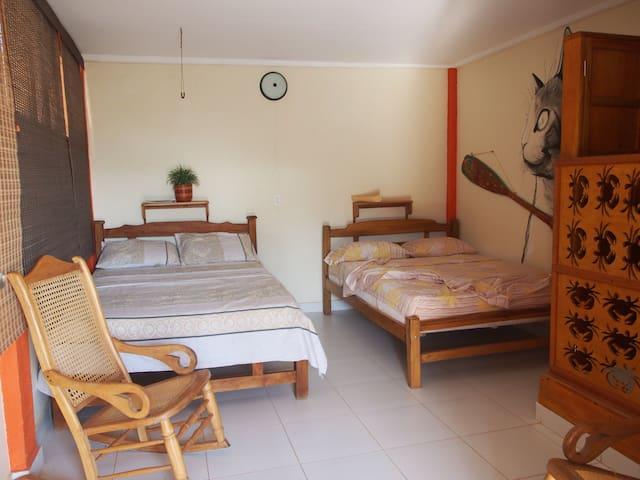 CHEZ BOAZ  (TAGANGA) - Santa Marta taganga - Casa