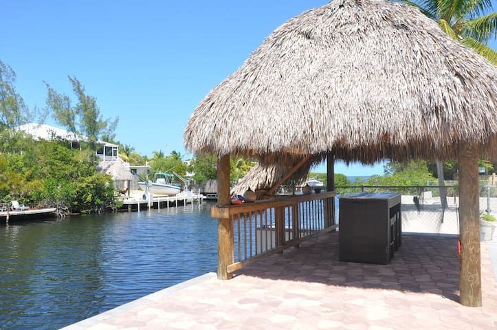Key Largo Waterfront House-MM 106