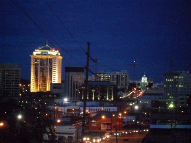 View of Historic Montgomery Skyline >Veteran Owned - Montgomery - Rumah
