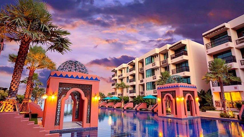 Marrakesh Condo Hua Hin 127 - Hua Hin - Apartamento