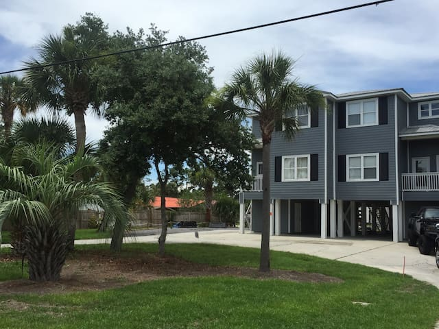Vacation home with dock and fishing - Orange Beach - Huis