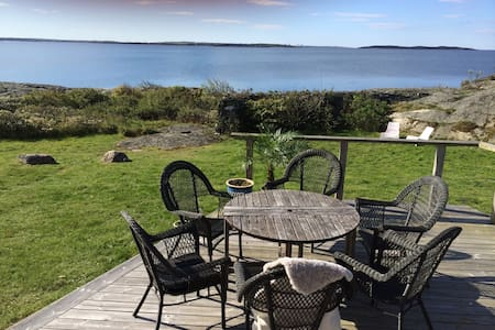 Fantastic living right at the sea! - Kungsbacka S