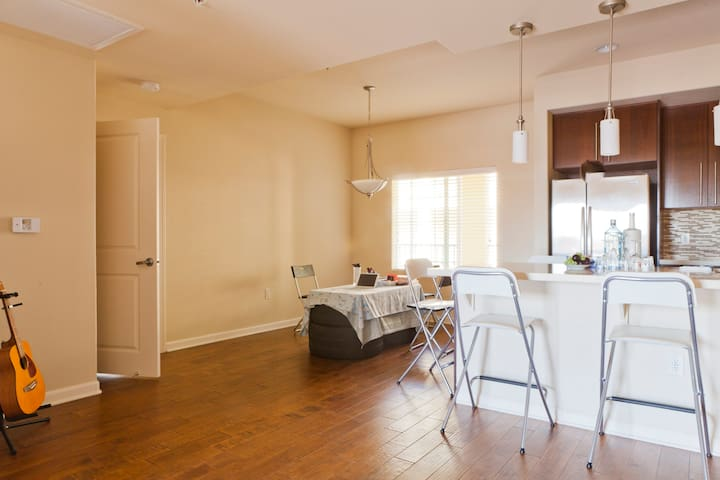 Private Room Luxury Apartment UCLA - Los Angeles - Appartement