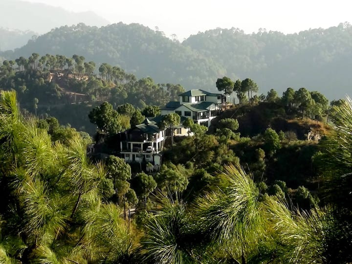 Mountain Crest Kasauli Dagshai Hills