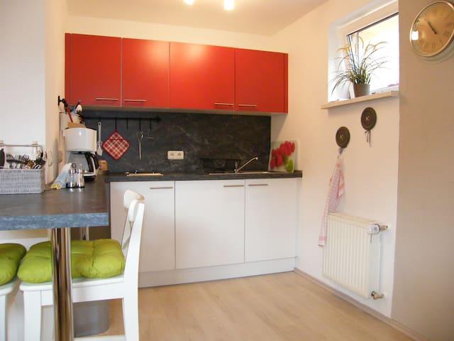 Ferienwohnung Carmen Hölzer - Oestrich-Winkel - Apartment