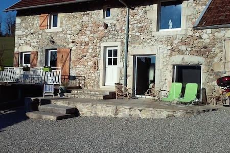 maison a la campagne - Yenne - Haus