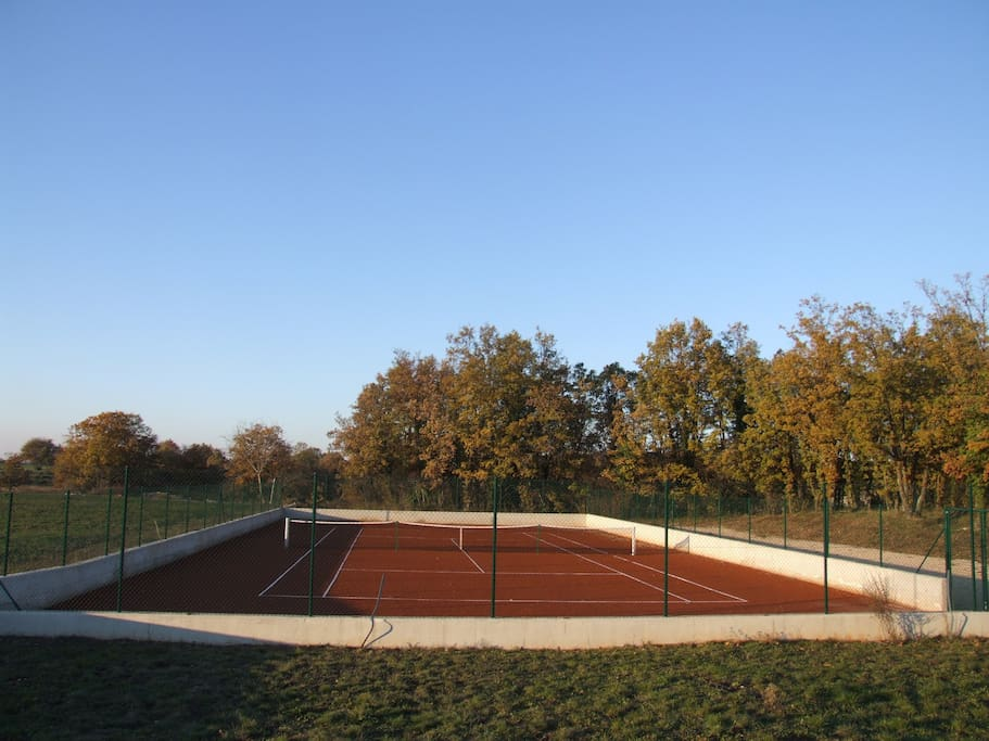 Clay Court Apartments
