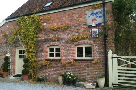 Weavers Cottage, Mark Somerset