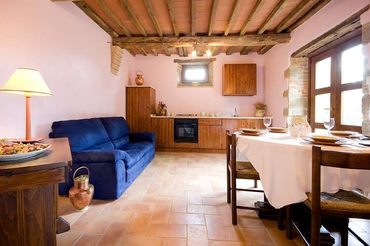 Private Villa Corso Arezzo Umbria - Lippiano - Hus