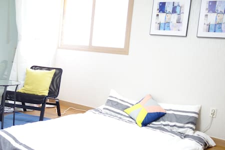 Riverside cozy room @ Free Pickup - Talhae-ro, Gyeongju - Departamento