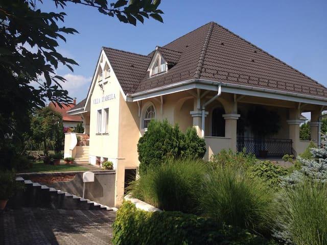 Balatonkeresztúron apartman 4 főnek - Balatonkeresztúr - Departamento