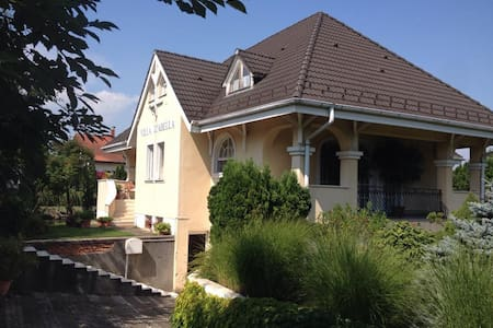 Balatonkeresztúron apartman 4 főnek - Balatonkeresztúr