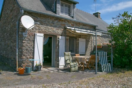 Charming 2 bed cottage in Brittany - Ruffiac - Σπίτι