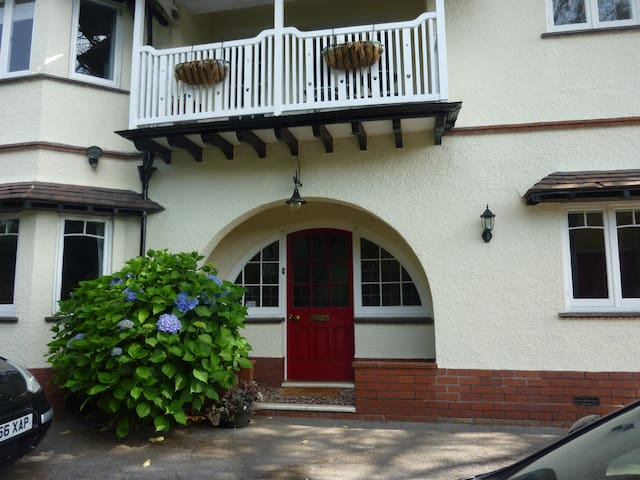 Large Detached period Arts & Crafts House Cardiff