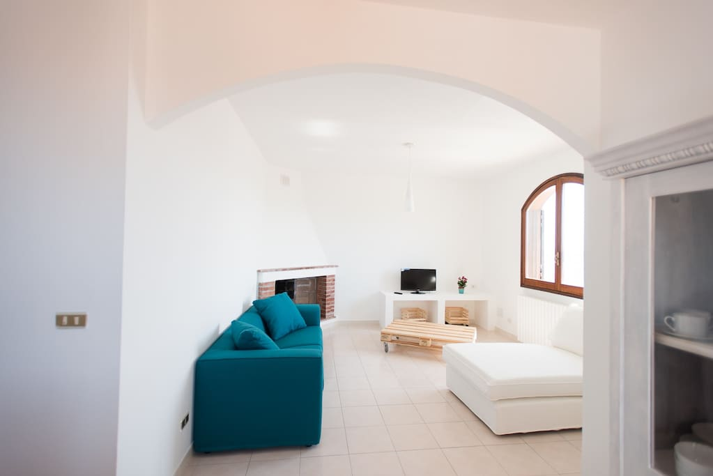 Living room, Soggiorno