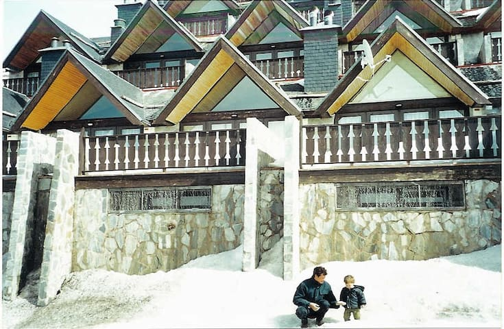Sierra Nevada duplex-loft 7 plazas - Monachil - Loft