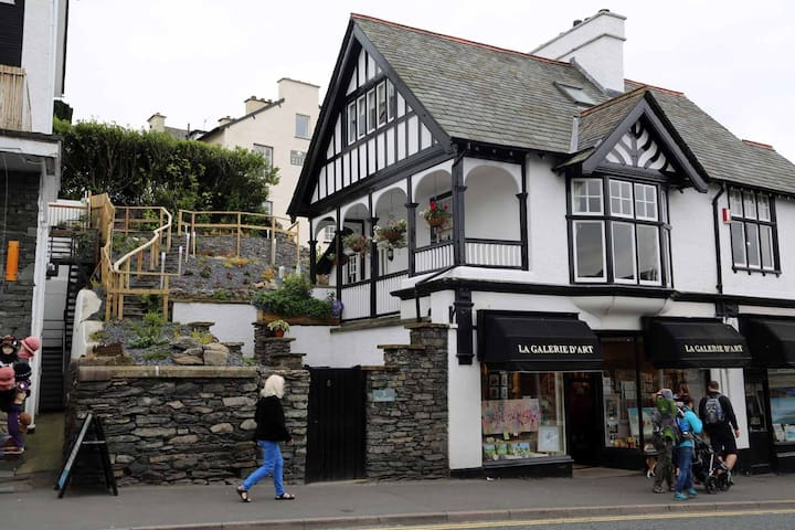Holland's in the heart of Bowness - Bowness-on-Windermere - Dom