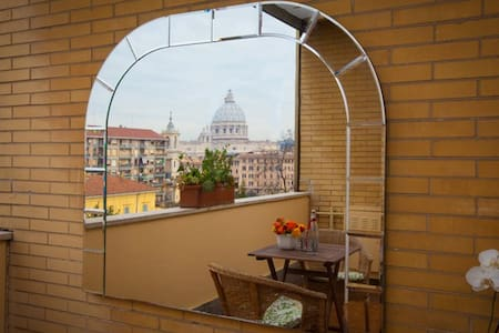 Caravaggio Mirror - Roma - Apartment