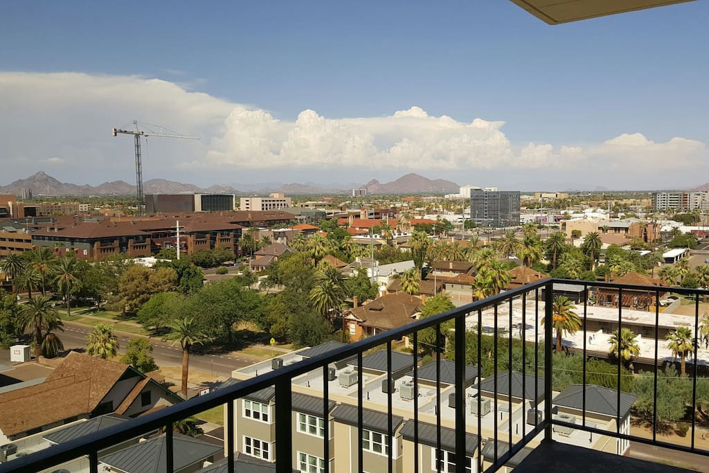 99 downtown phoenix incredible location views - Residence contemporaine yerger en arizona ...
