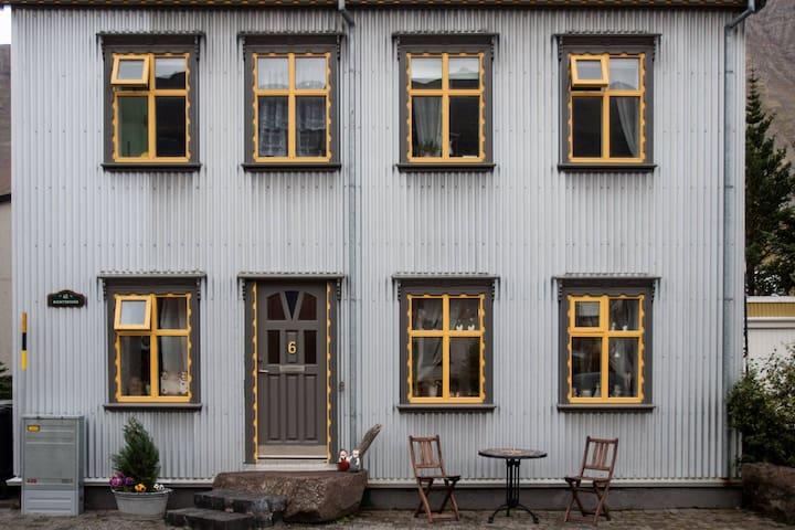 Richters - Private House - Ísafjörður - Ev