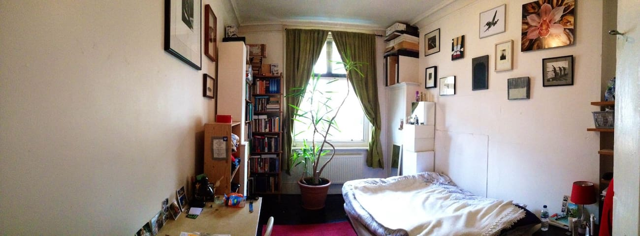 Lovely double room in Hampsted - London - Lägenhet