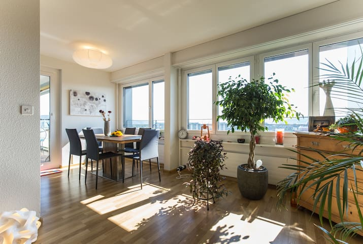 Apartment with great view: Perfect for Grand Basel