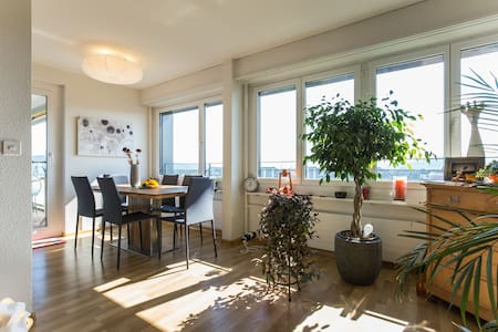 Great apartment with stunning view for Basel World - Basileia - Apartamento