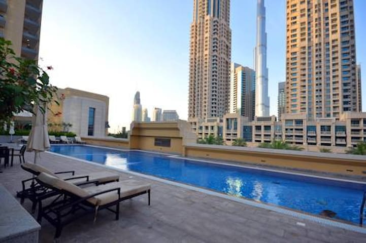 Downtown Apartment - Fountain Views - Dubai - Apartamento