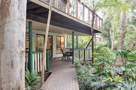 Peaceful, Luxurious Rainforest Stay - Goonellabah