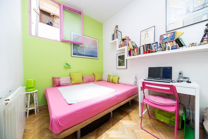 Bed&Breakfast&Jacuzzi Madrid Center