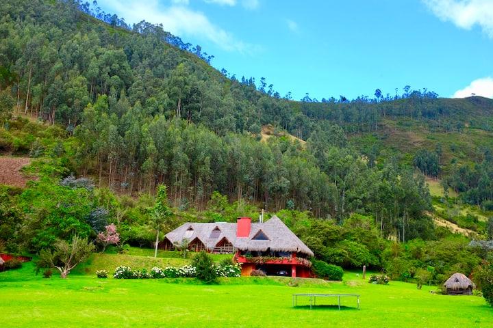 La Rinconada Mountain House