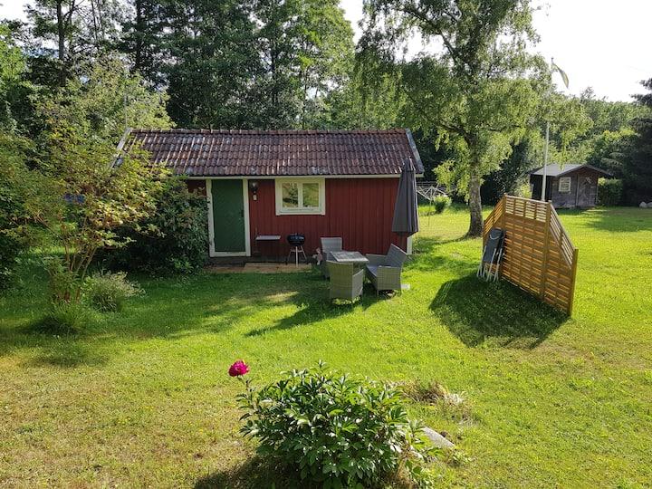 Mysig stuga 20 m2 i paradiset Stora Rör