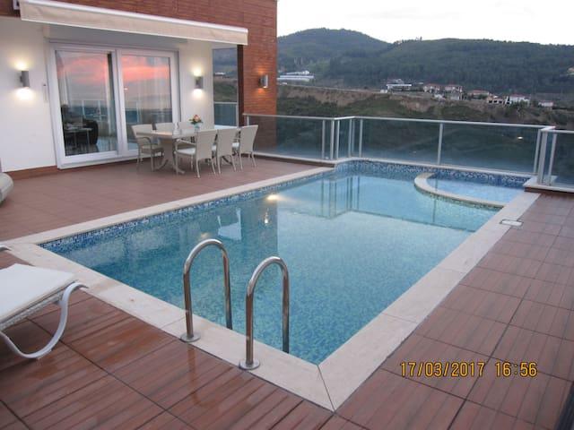 Granada Residence Luxury Complex, Kargicak Alanya