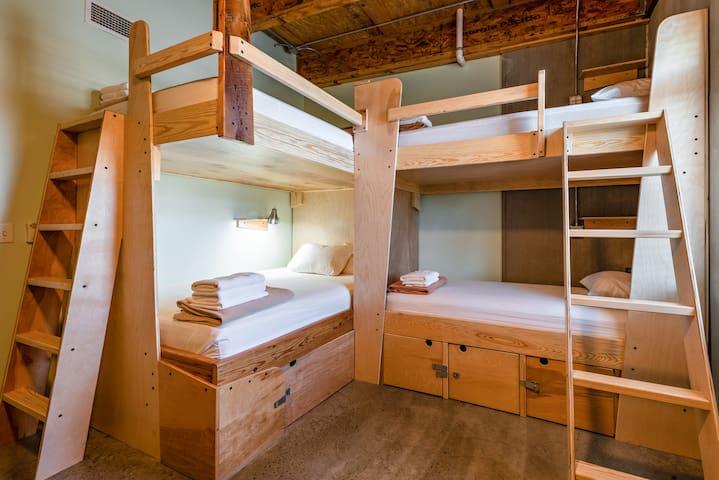Chatt Room @ The Crash Pad: An Uncommon Hostel