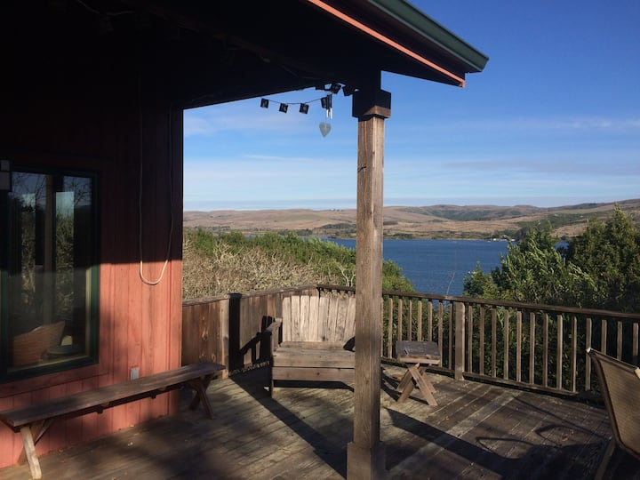 The Cabin Inverness - Views of Tomales Bay!