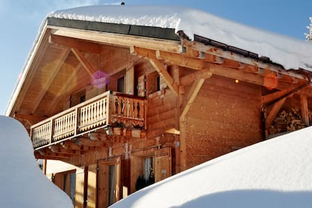 chalet chalin just 4 you - Les Crosets, 1873, Zwitserland - Chalé