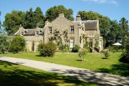 Annex Cottage to Loch Eye House - Fearn - Apartament