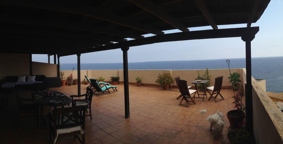Vistas Impresionantes Cabo de Palos - Cartagena - Leilighet