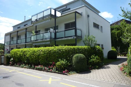3-Zimmer-Wohnung in Ostermundigen - Ostermundigen - Lejlighed