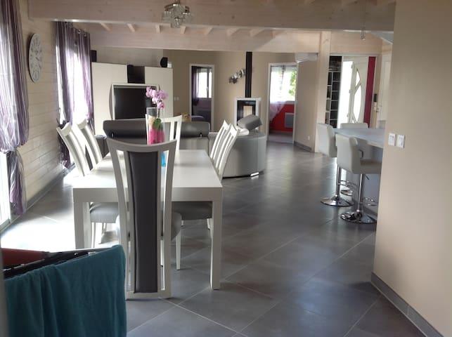 Très belle maison contemporaine - Villefranche-du-Queyran - Casa