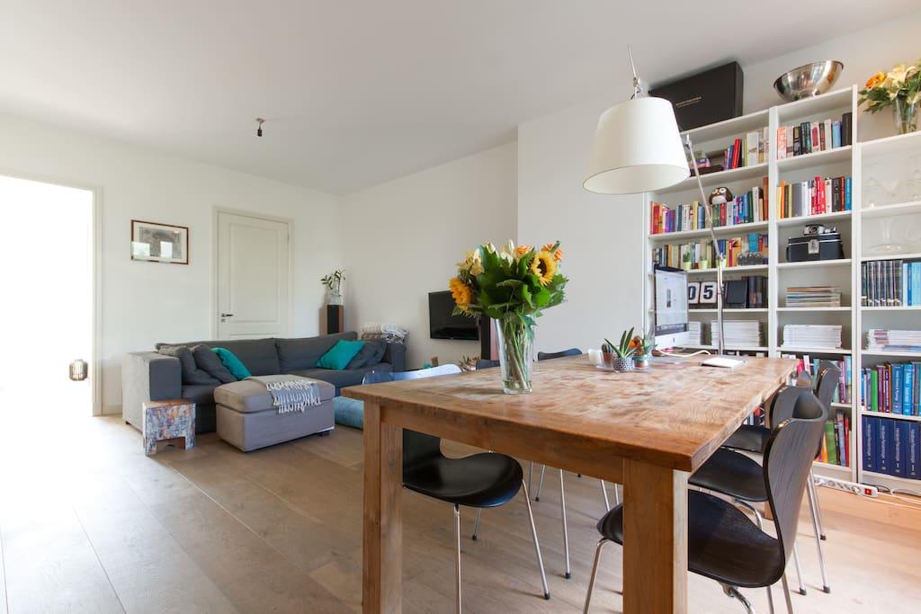 Private room with balcony appartamenti in affitto a for Appartamenti in affitto amsterdam centro